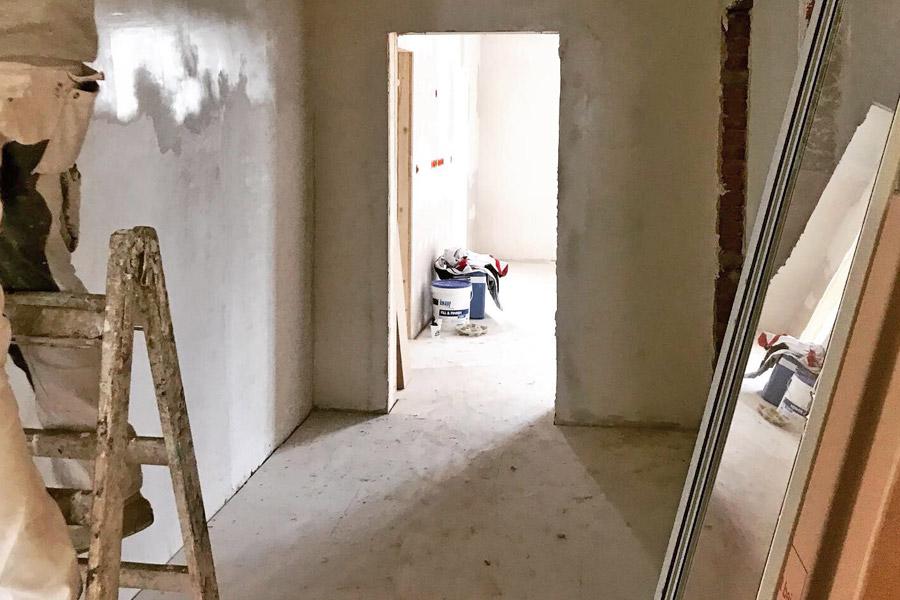 Baustelle Cloppenburg